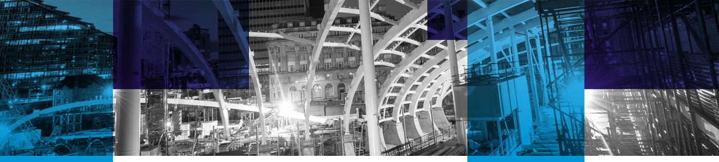 Case Study - Barnshaws bietet an gebogene Profile für den Bau des Victoria Hauptbahnhofs in Manchester