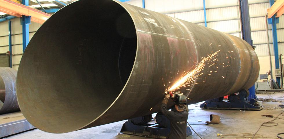 Petrochemie-Pipeline-Projekt second image