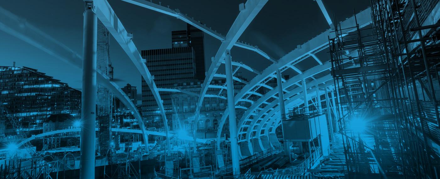 fallstudien - Barnshaws bietet an gebogene Profile für den Bau des Victoria Hauptbahnhofs in Manchester