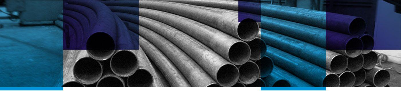 Steel for Camp Basra tensile canopies