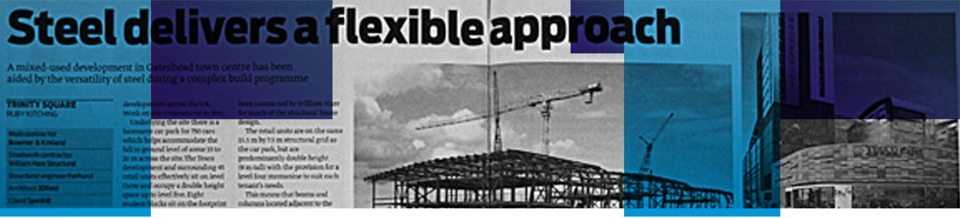Barnshaw feature in Construction News