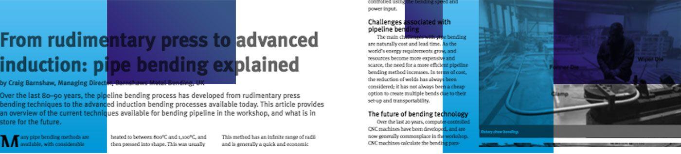 Pipelines International Industry News