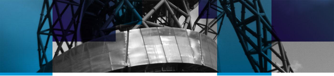 ArcelorMittal Orbit helter-skelter