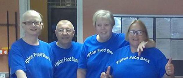 Tipton Food Bank
